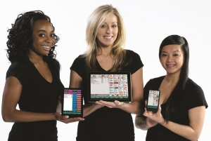 Digital Dining Work on mobile devices of all shapes, sizes, and flavors.